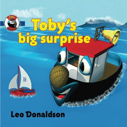 Toby's big surprise featured image