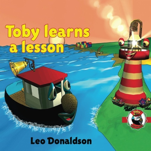 Toby Learns a lesson Cover