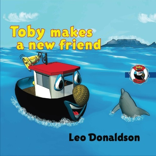 Toby Makes a Friend Cover