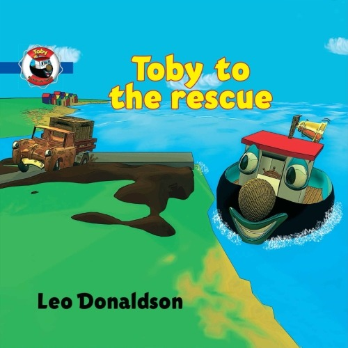 Toby To The Rescue Cover